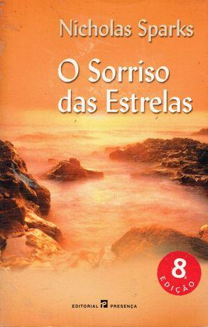 2547 O Sorriso das Estrelas de Nicholas Sparks