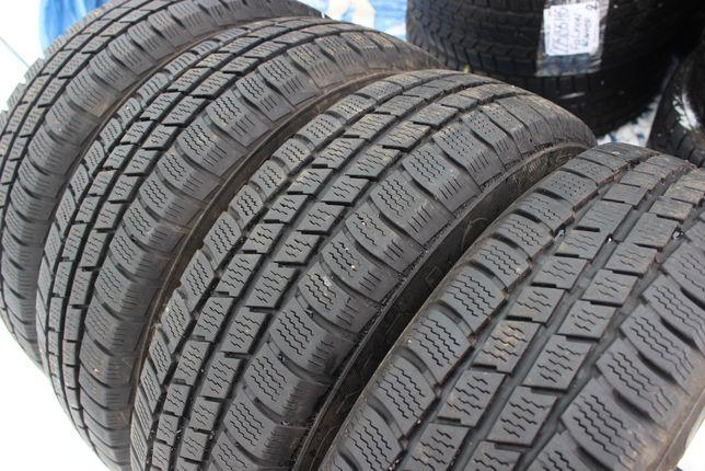 Грузовая=185-R14C резина шины UNIROYAL комплект 4штуки GERMANY