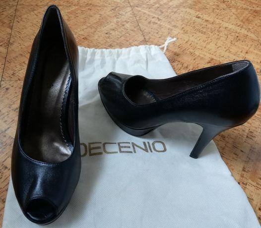 Sapatos Salto Alto Pretos Decenio