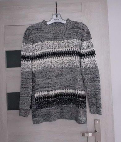Oryginalny Damski Sweter VERO MODA r. L + Gratis