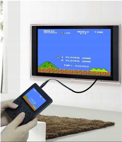 Mini konsola retro gameboy 400 gra pegasus 3''