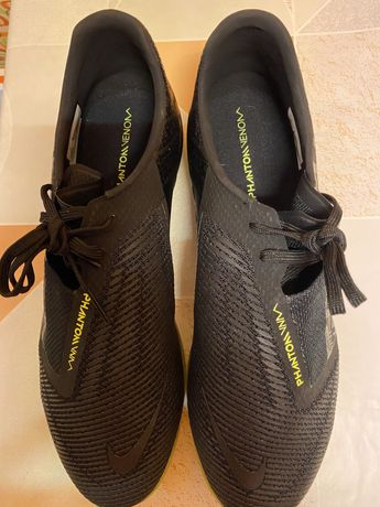 Chuteiras Futsal Nike phantom venom N.45 modelo PRO