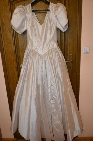 Suknia ślubna Vintage retro nowa