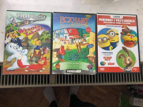 3 bajki dla dzieci 2 cd 1 dvd