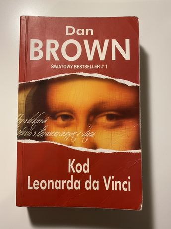 Dan Brown Kod Leonarda da Vinci