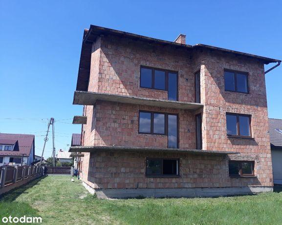 Dom (267,5 m2) na sprzedaż, działka 8 ar 37 m2