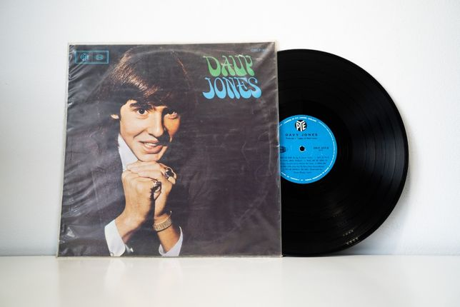 LP DAVY JONES - Davy Jones (1967) Winyl