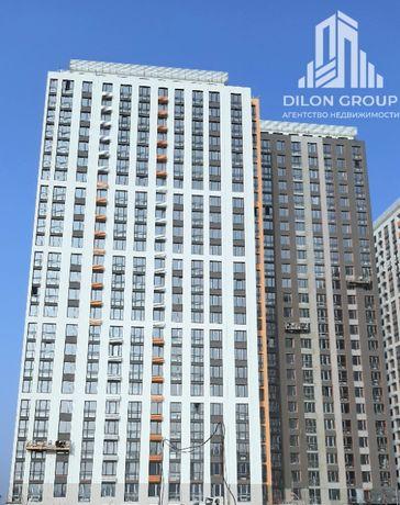 Продам трехкомнатную квартиру в ЖК Seven Днепровская набережная 18