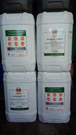 Olej hydrauliczny silnikowy H46 i 15W/40+