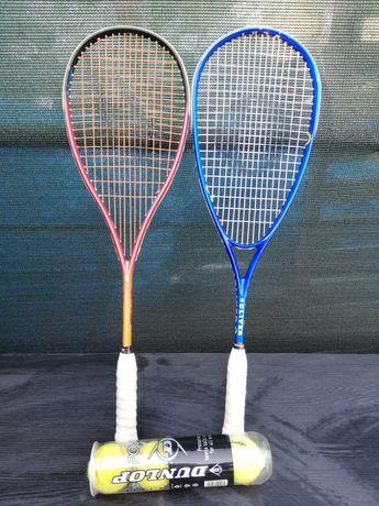 Rakiety Dunlop do squasha
