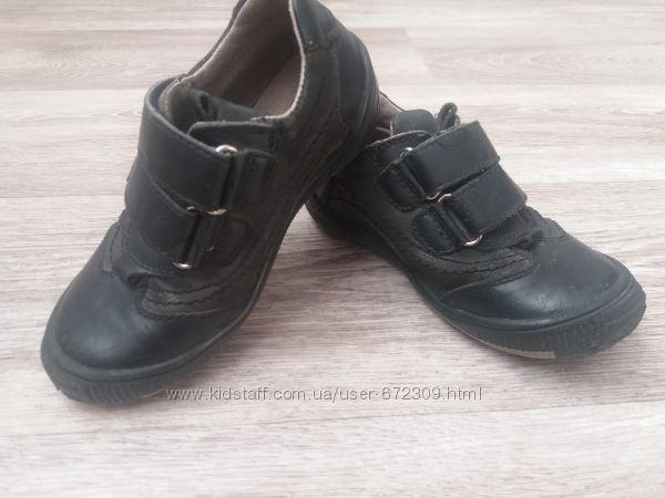 Туфельки -кроссовки р. 27