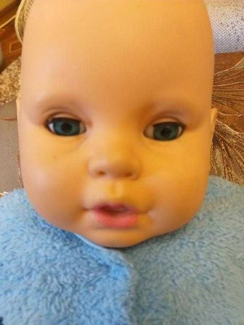 Младенец - маникен