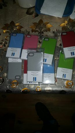 Etui iPhone 5 -hoes