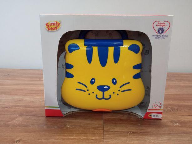 Mój pierwszy laptop Smily Play tygrysek