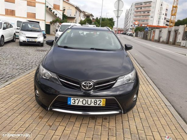 Toyota Auris 1.4 D-4D Exclusive