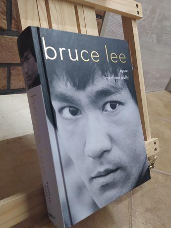 Bruce Lee życie. Matthew Polly (NOWA)