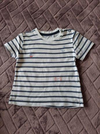 Koszulka 74, bluzeczka, wyprawka