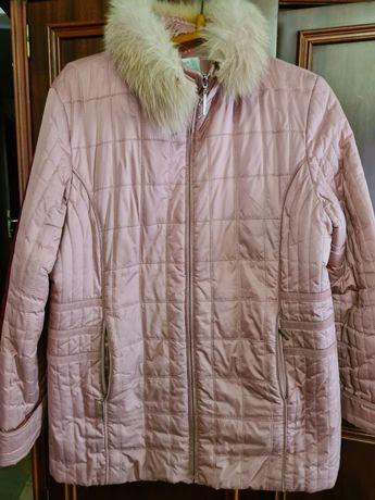 Тёплая куртка XL-XXL