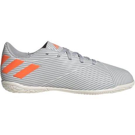 Buty piłkarskie adidas Nemeziz 19.4 IN JR szare EF8307-różne rozmiary