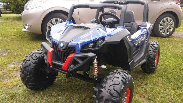Pojazd Buggy 4x4 pojazd na akumulator Samochód elektryczny.