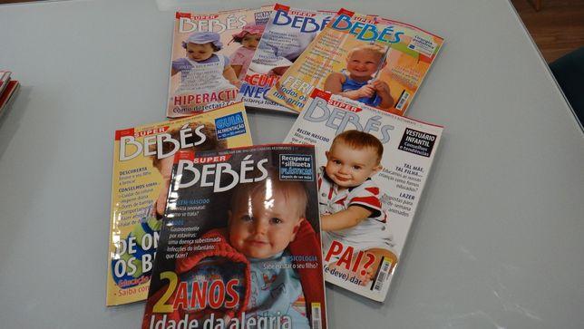 """20 Revistas """" SUPER BÉBÉS """""""