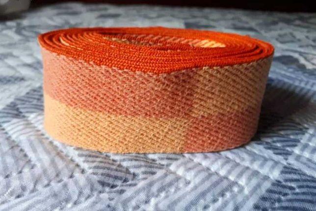 Cinto Amarelo / Laranja p/ Artes Marciais, 237cm