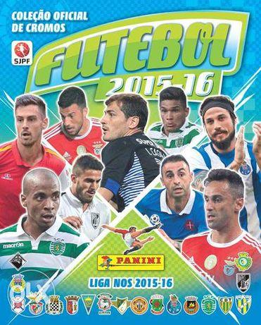 Cromos Futebol 2015 -16 Panini