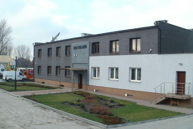 budynek z działką mełgiewska lublin