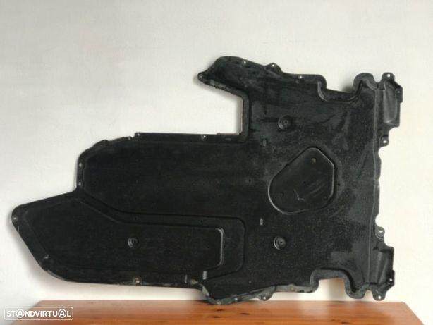 Forra Plástica Proteção BMW Série 5 / 520 D de 04 a 09