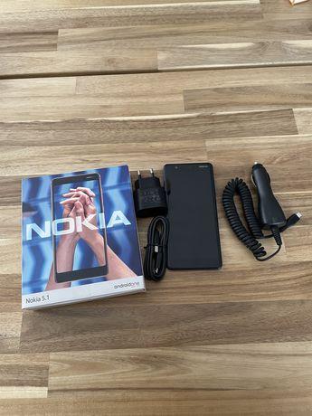 Nokia 5.1 ładowarka samochodowa gratis