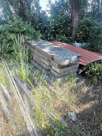 Płyty betonowe stan dobry