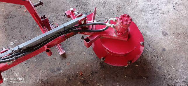 Pielnik hydrauliczny sadowniczy
