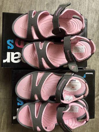 Nowe sandały sandalki dla blizniaczek blizniat roz 31