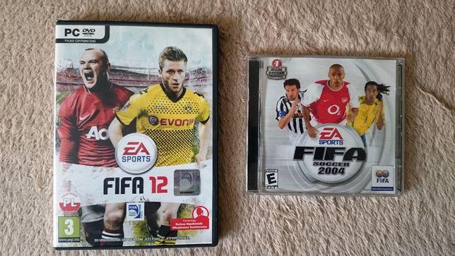 FIFA 2004 PC, stan bardzo dobry