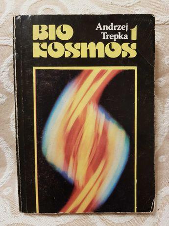 """Sprzedam książkę """"Bio kosmos 1"""" Andrzeja Trepki."""