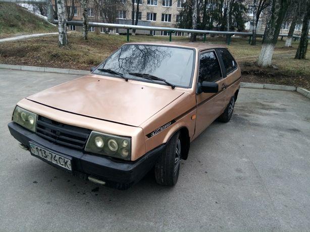 ВАЗ 2108 Лада автомобиль