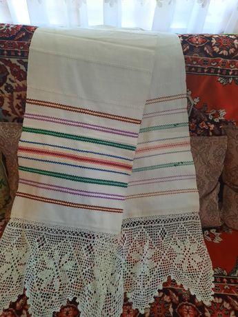 Тканий рушник 1950-60