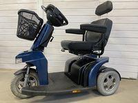 skuter inwalidzki elektryczny wózek dla seniora STERLING ANGIELSKI