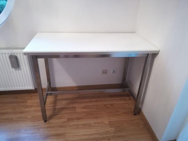 Stół IKEA, biały, stan bardzo dobry
