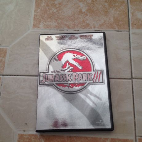 Filme DVD jurassicpark 3