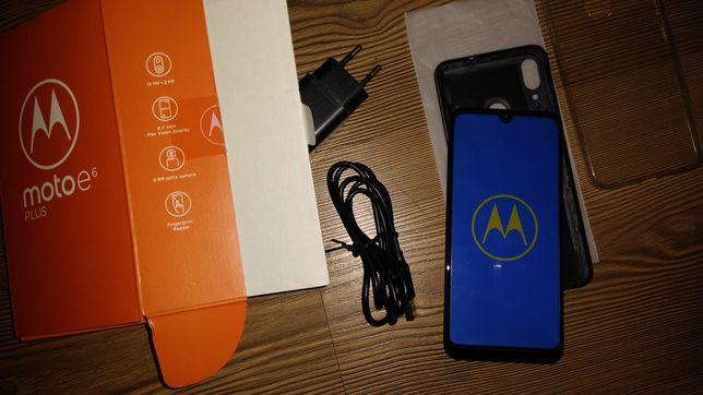 Motorola e6 plus Moto e6 plus 2/32 nowy