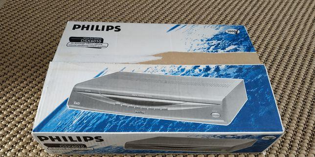 Cyfrowy tuner satelitarny Philips