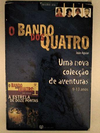 A Estrela de Doze Pontas - O Bando dos Quatro (Juvenil)