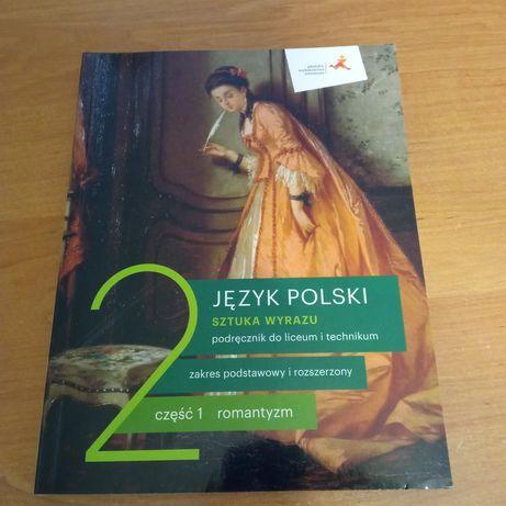 Język polski: sztuka wyrazu 2 cz.1