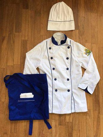 Униформа для повара/ поварской костюм