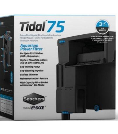 Filtro Tidal 55 SEACHEM (novo) 5 anos de garantia