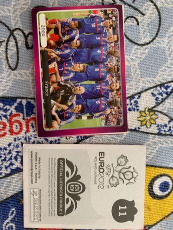 Cromos euro 2012