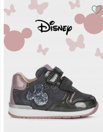 Детские ботинки Geox для девочки