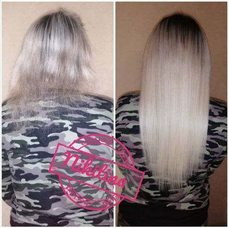 Наращивание волос Поселок котовского