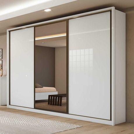 Roupeiro / Closet Personalizado - Por medida - lacado ou madeira